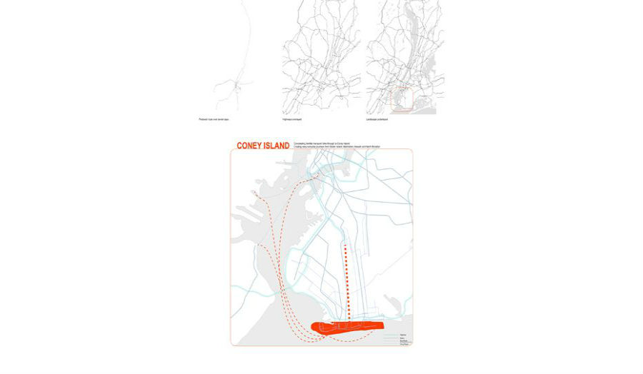 New York route study