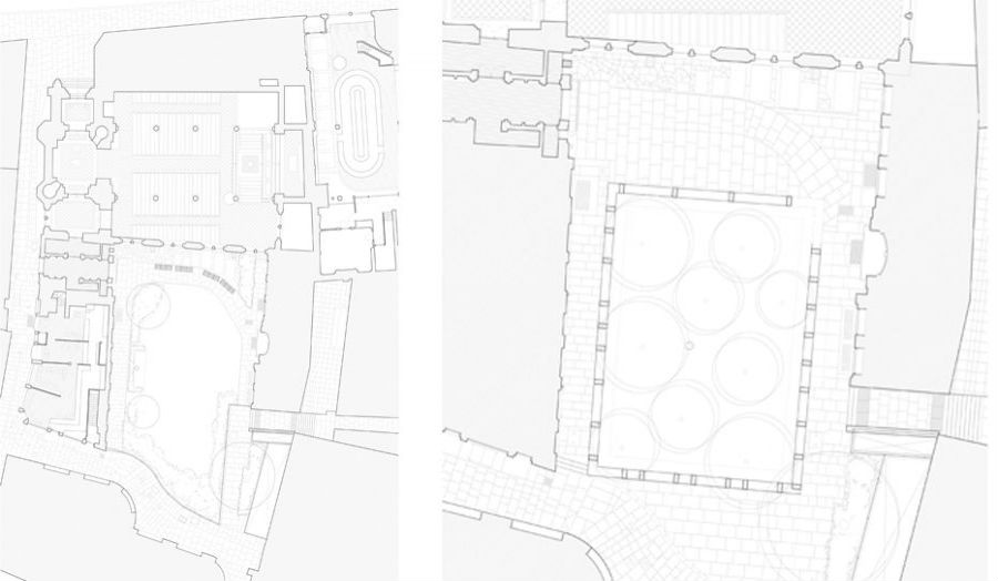 Wren Churchyard survey and proposed Churchyard Piece Ricky Kwok