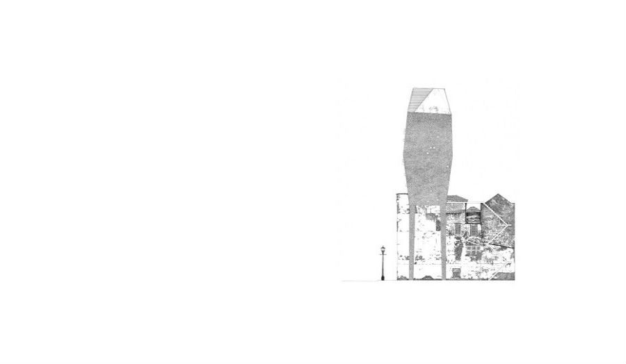 Drawing Alastair Mitchell Architecture