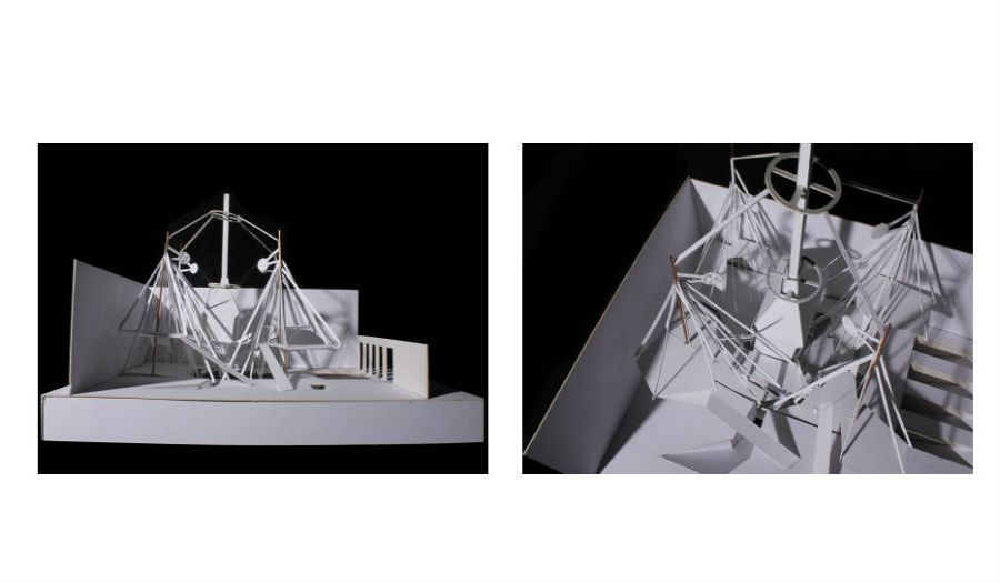 Model 2 and 3 Edem Agbodjan Architecture