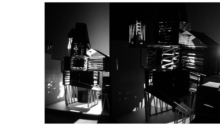 Model James Marks Architecture