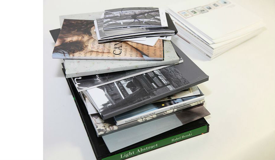 Photo Books By students from The Reflective Eye Studio