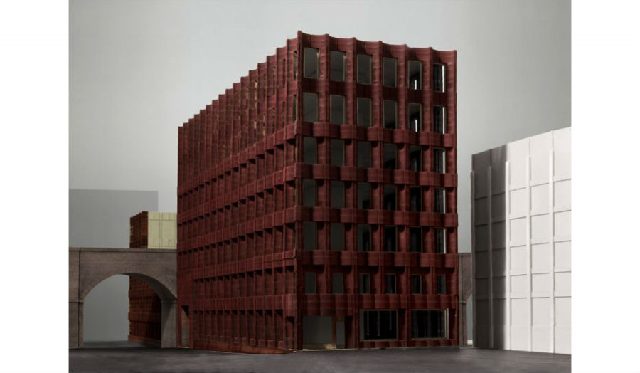 Jack Mutton Red Building Unit 12 RIBA 2