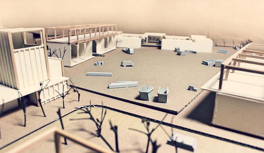 Palace Industrial Estate, Model