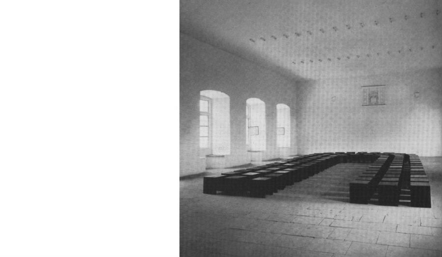 Rudolf Schwarz.  Chapel for the Catholic Reform Movement.