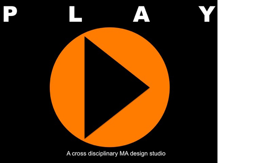 School of Design, MA Studio: Play