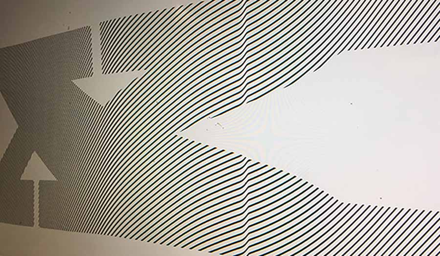 Graphic, Optical art