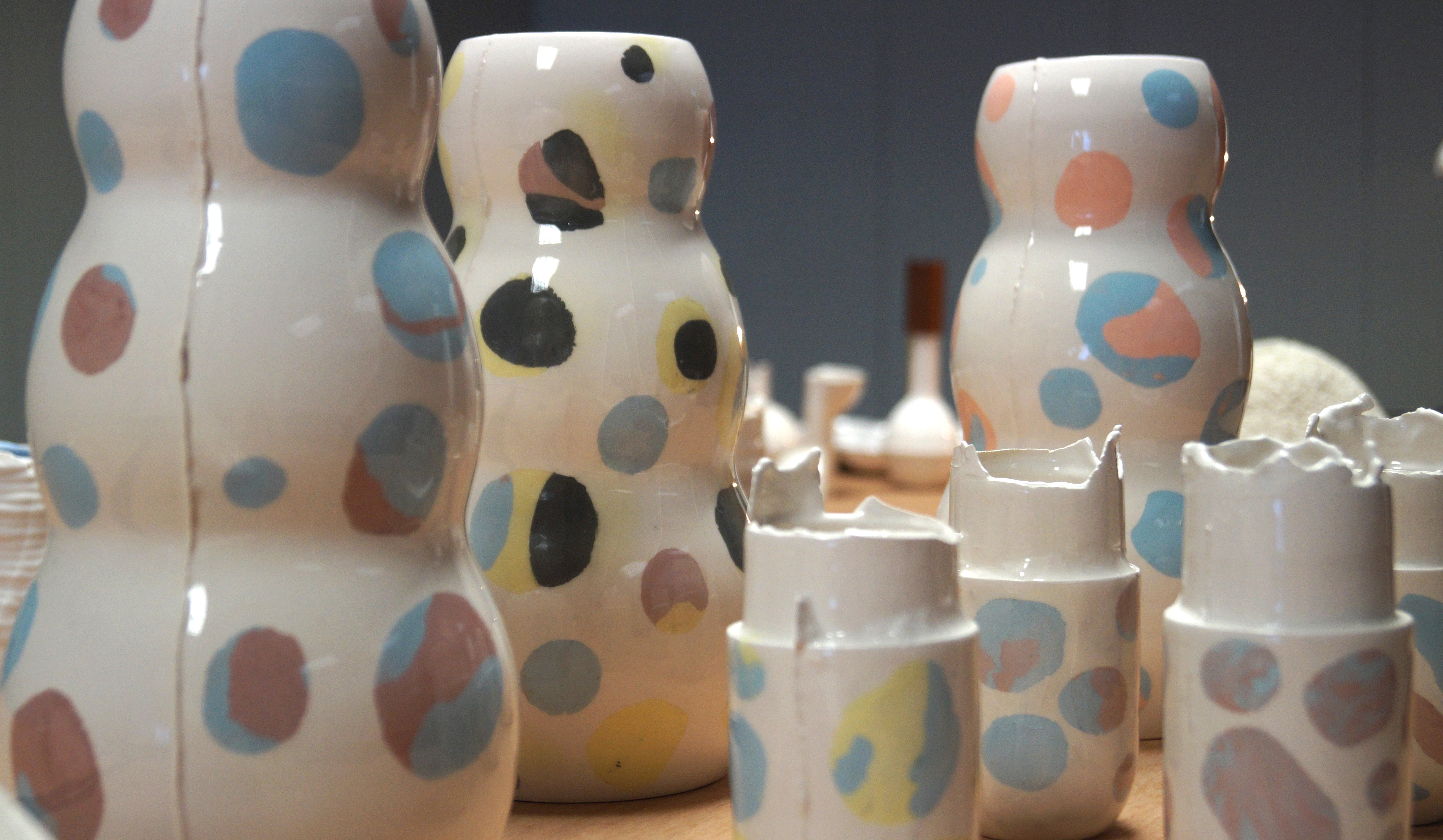Tim Summers ceramics