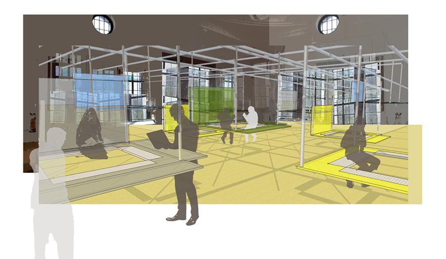 Interior Design BA Hons Undergraduate course London