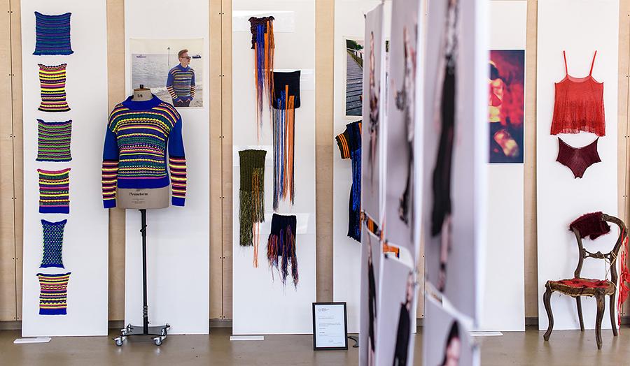 D Exhibition Uk : Textile design ba hons undergraduate course london