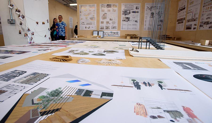 Interior Architecture and Design BA Hons Undergraduate course
