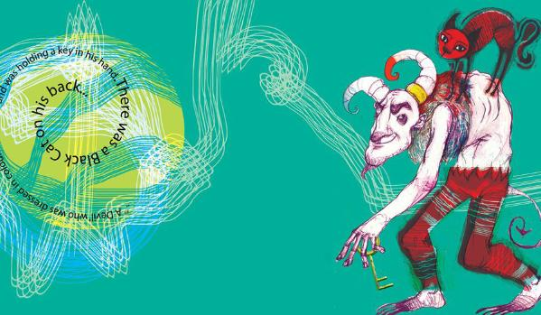 Character Design Degree Uk : Ba hons illustration degree show london metropolitan university