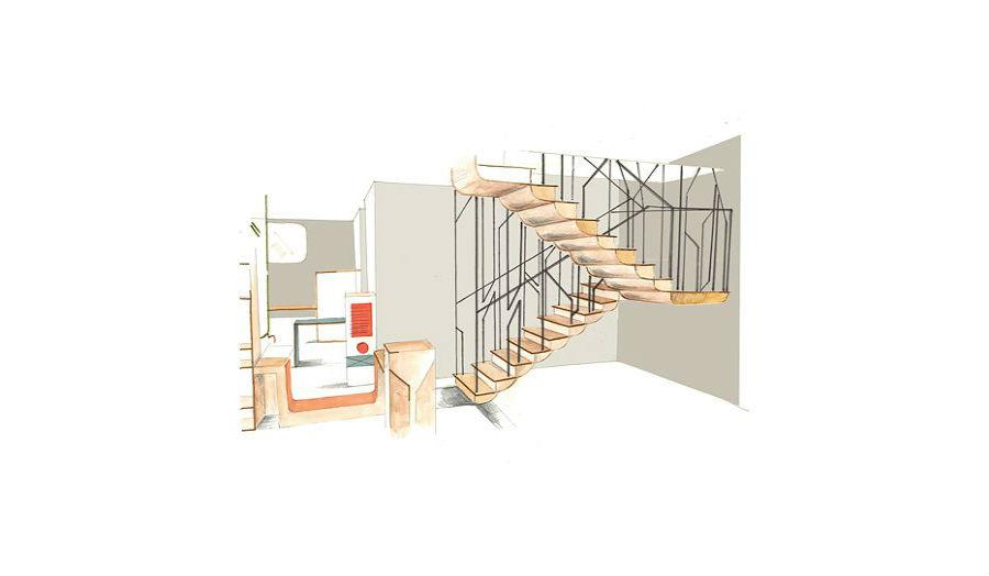 Ba Hons Interior Design Degree Show London