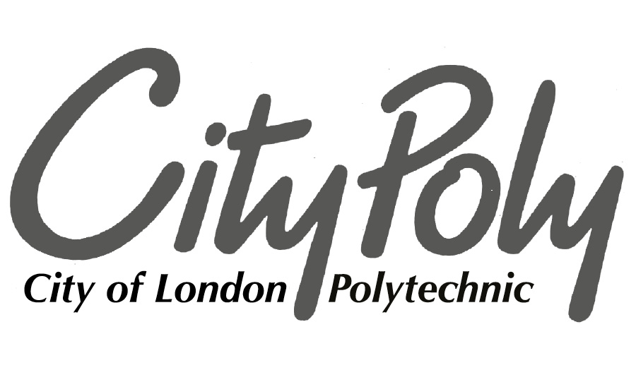 The logo for City of London Polytechnic