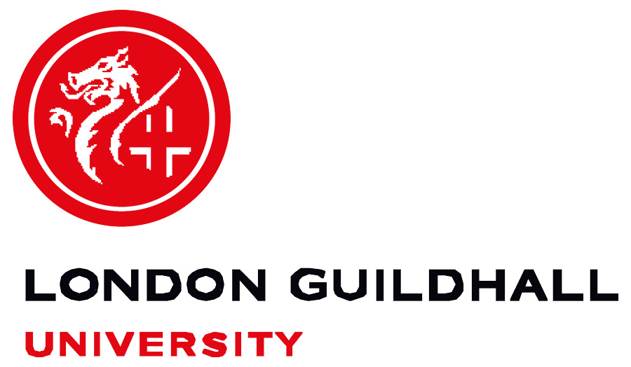 Legacy logo for London Guildhall University