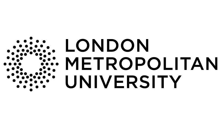 Londonmet Logo White Background Logo for landing page