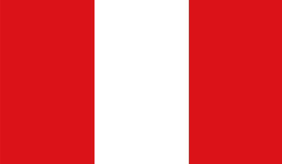 Country flag for Peru