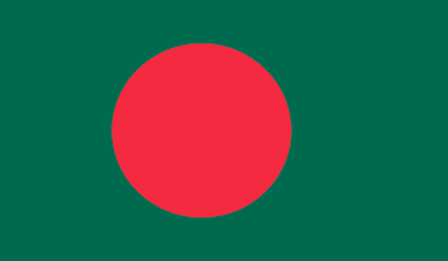 Bangladesh country flag