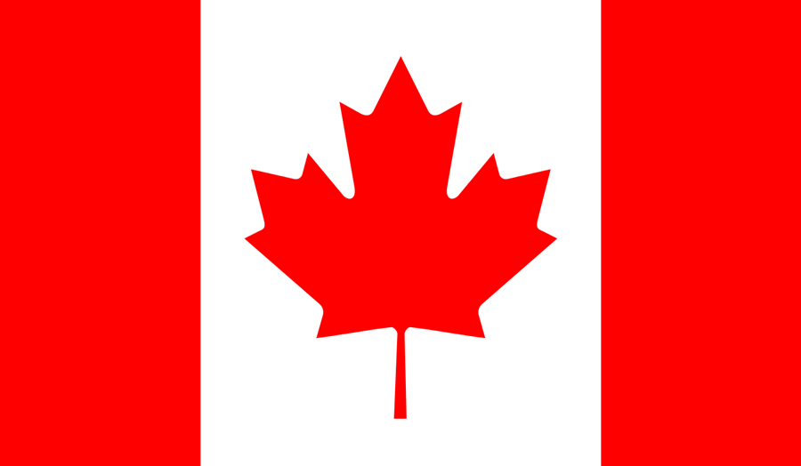Country flag for Canada