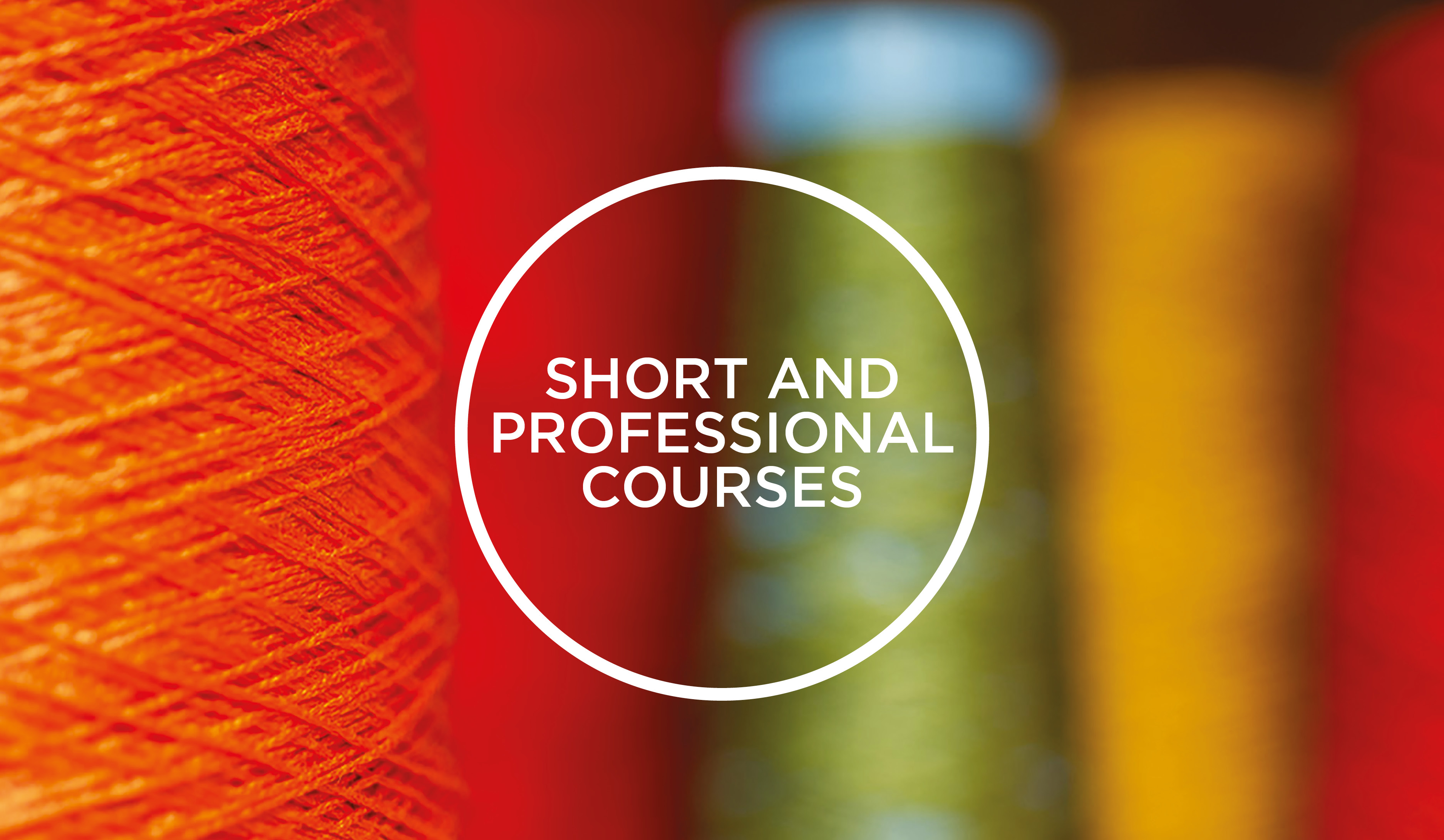 Short and Professional Courses brochure image