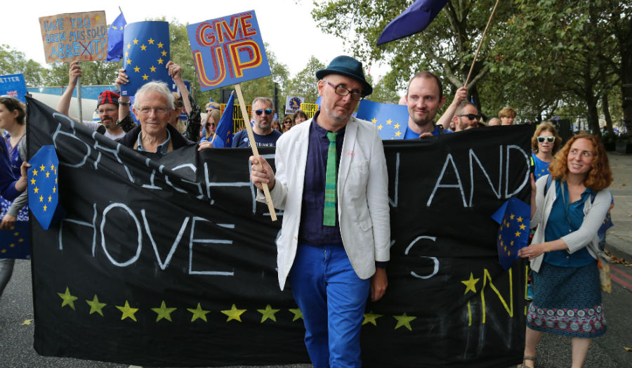 Image for Bob and Roberta's Excellent Protest Adventure, must credit © BBC and only to be used for articles about the documentary. Contact BBC Press Office for other uses.