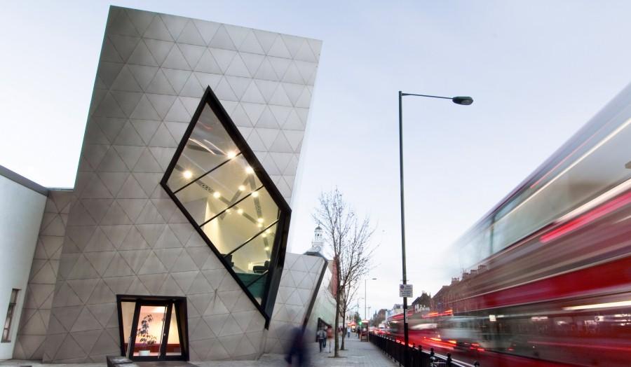 social work degree london met