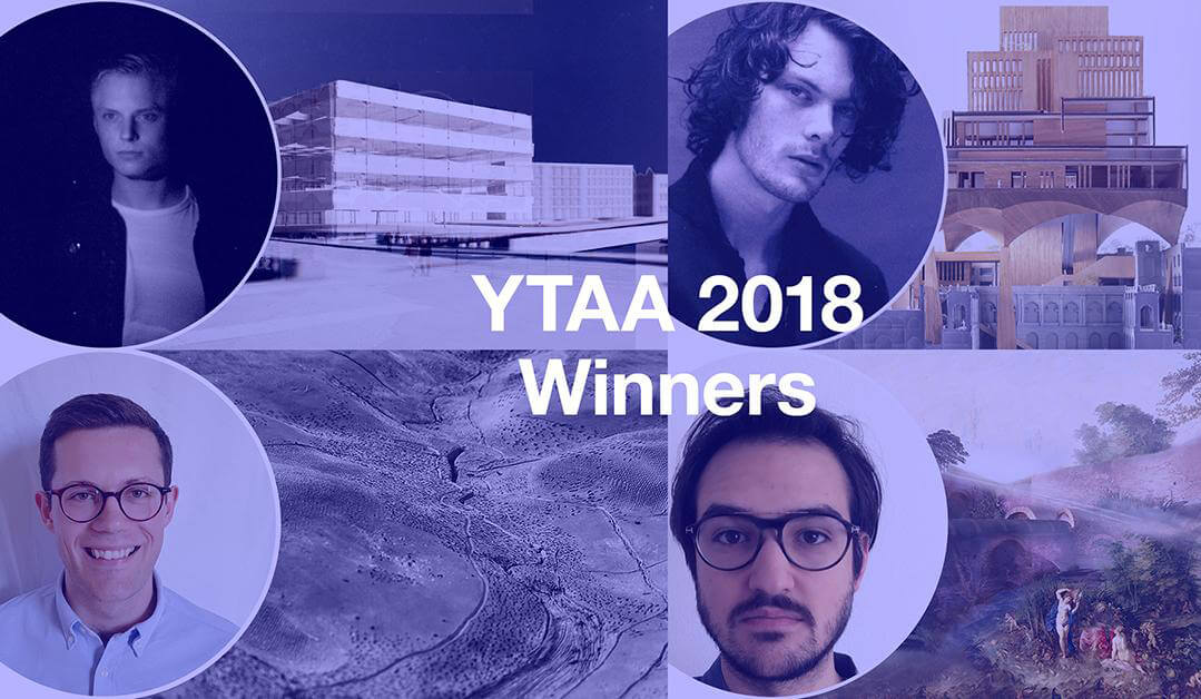 Pictures of the YTTA award winners for 2018