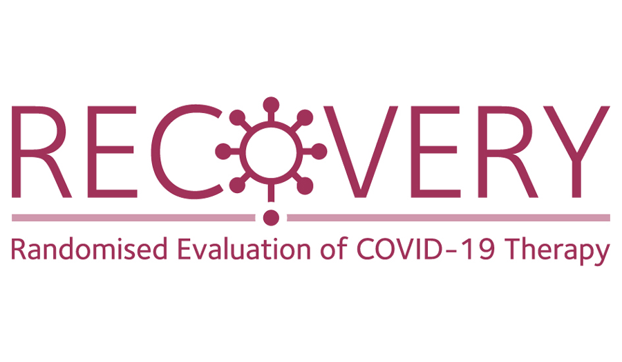 Logo for the RECOVERY trials