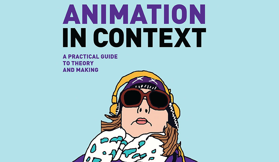 Cover for Animation in Context book