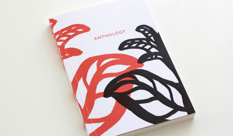 Front cover of Anthology 2017