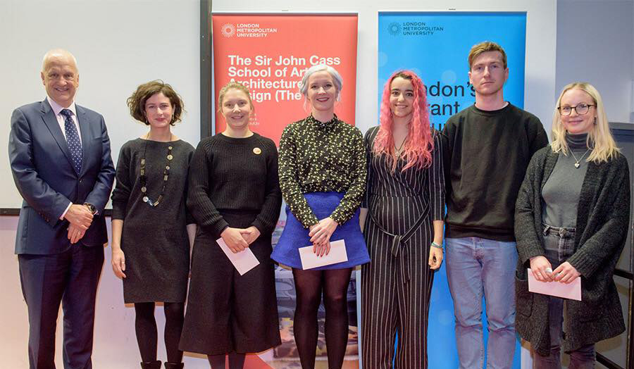 Each year, London Met creates an anthology that features the best student creative writing and the winners of the prestigious Vice-Chancellor's Prize and the Sandra Ashman Prizes.
