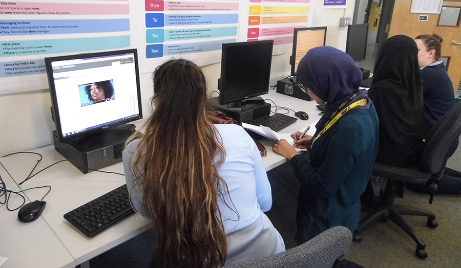 London Metropolitan University's new online toolkit a hit with college students.