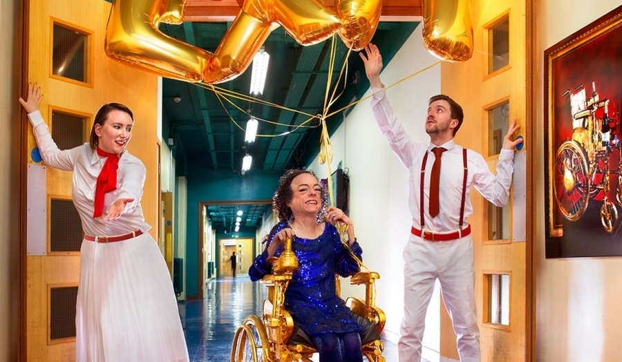 Promotional image for Assisted Suicide: The Musical
