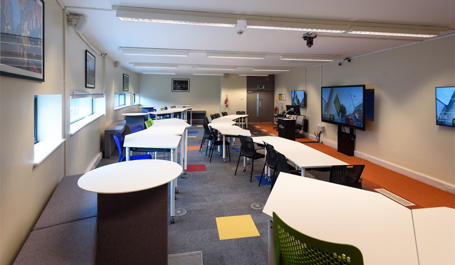 T1-20 agile learning space