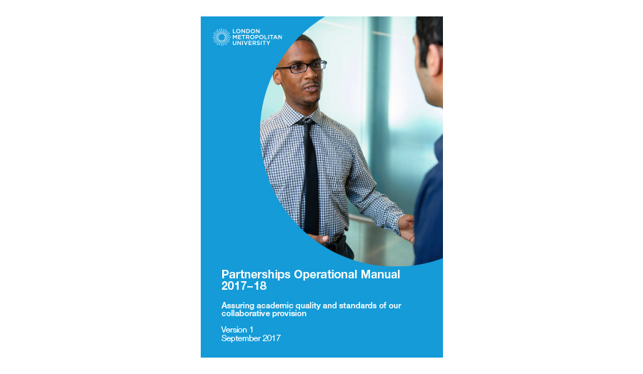 Partnerships Operational Manual