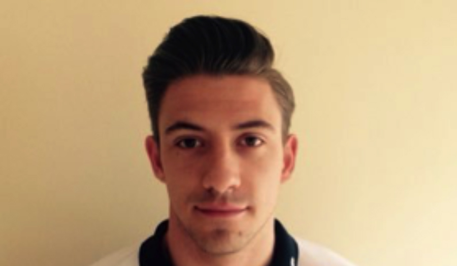 Matt Willmott, graduate profile pic, Leicester City FC sports therapist