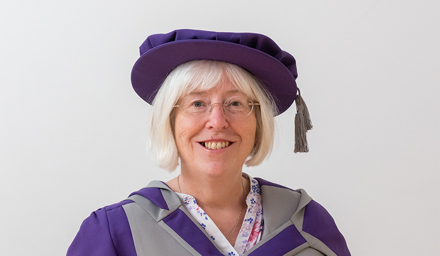 Christine Coates, Honorary graduate, Honorary Doctor of Philosophy, 2015, TUC library