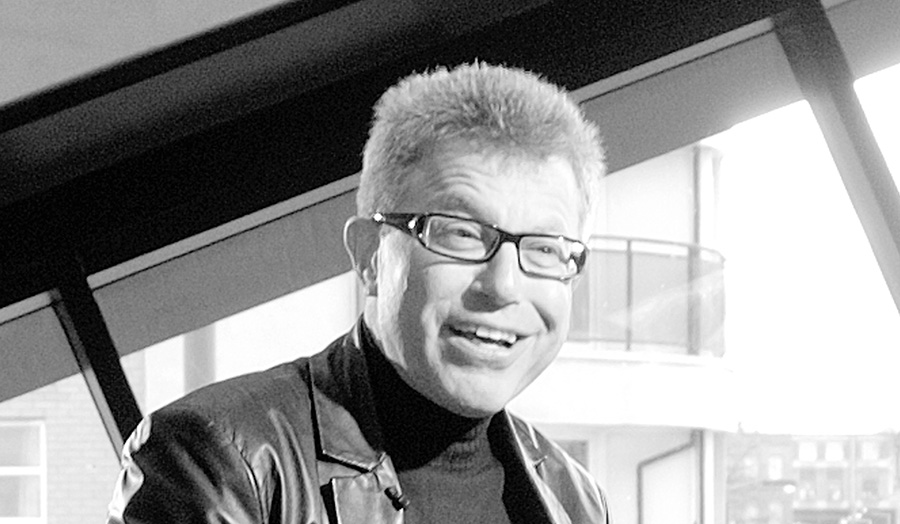 Daniel Libeskind, architect, Honorary Graduate