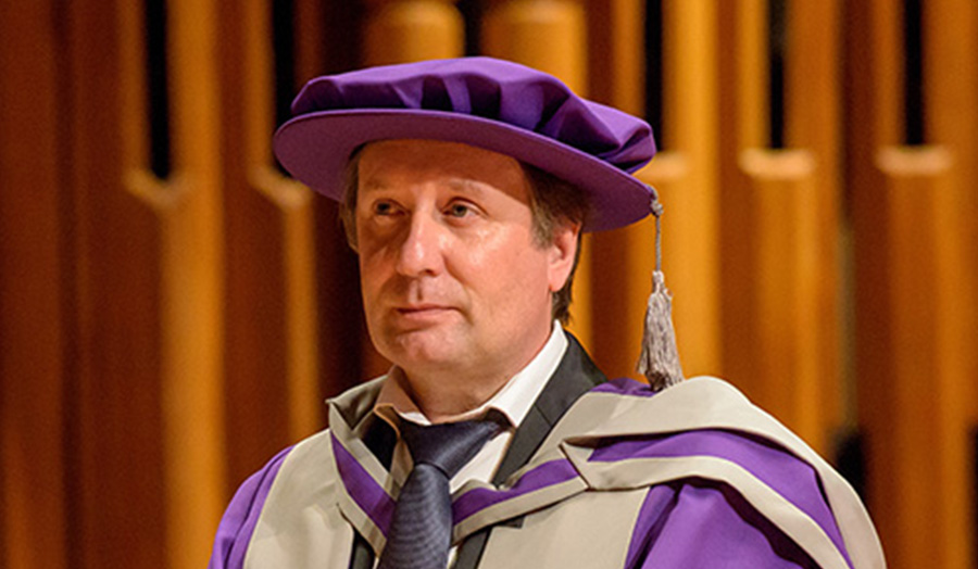 Mark Rummeli, Honorary Graduate