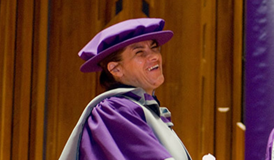 Tracey Emin, artist, Honorary Graduate
